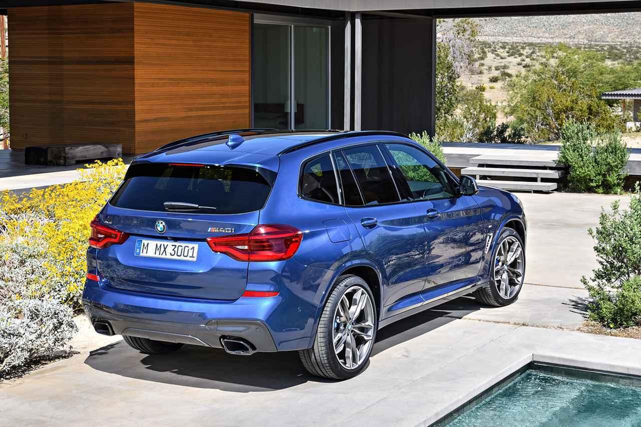 画像: BMW M社がパワートレーンやシャシなどのチューニング(写真は同じMパフォーマンスのM40i)