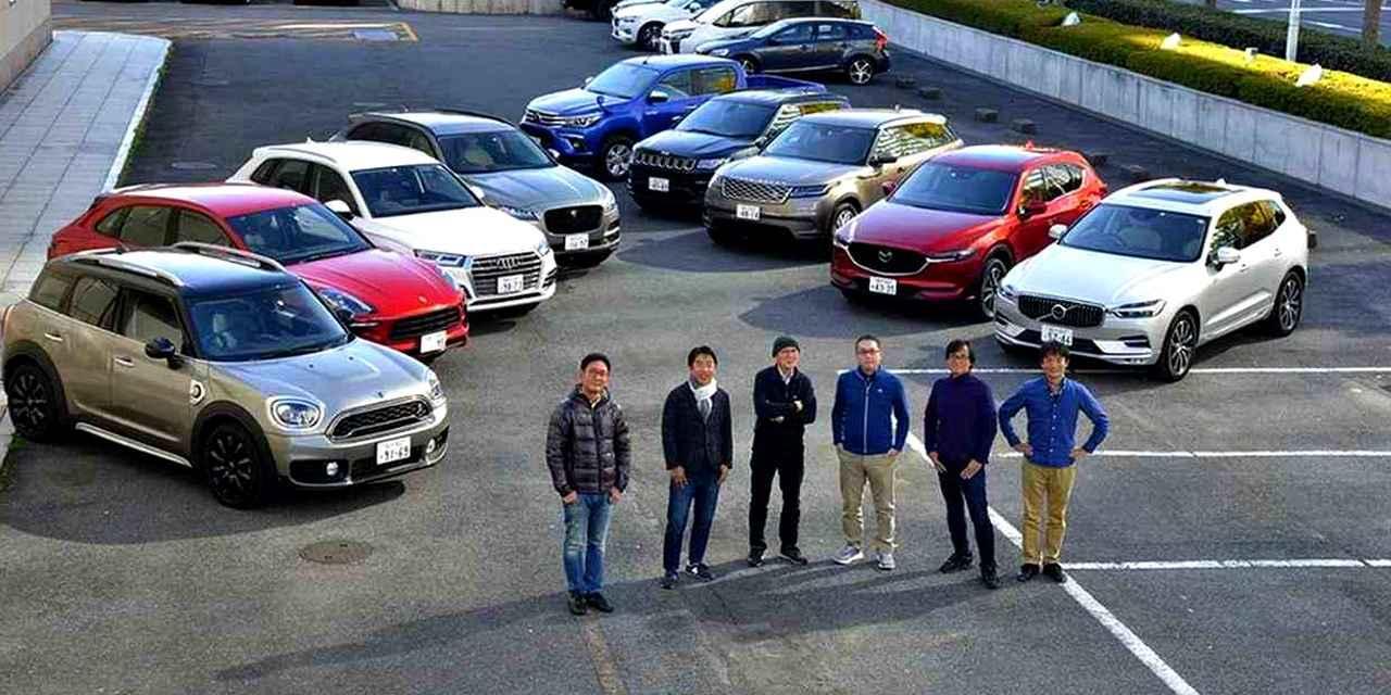 画像: 雑誌などで活躍するモータージャーナリストの運転で横浜の街を同乗試乗(昨年の様子)