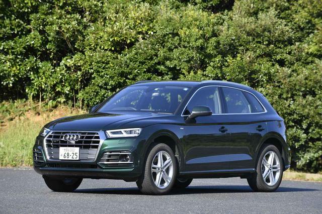 画像: Audi Q5