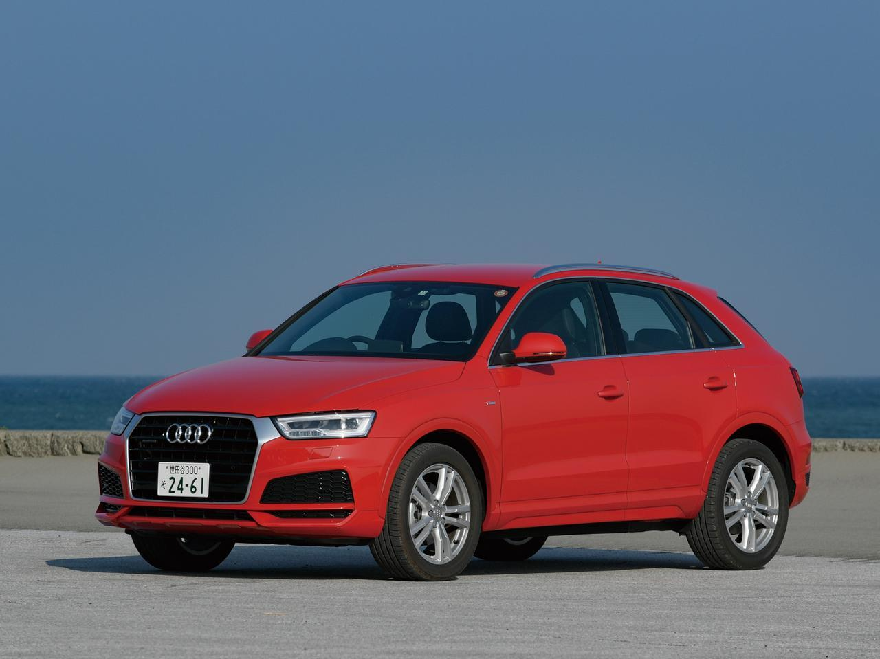 画像: Audi Q3
