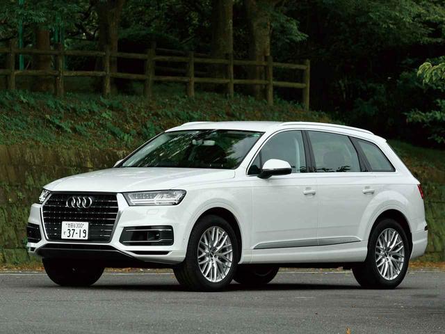 画像: Audi Q7