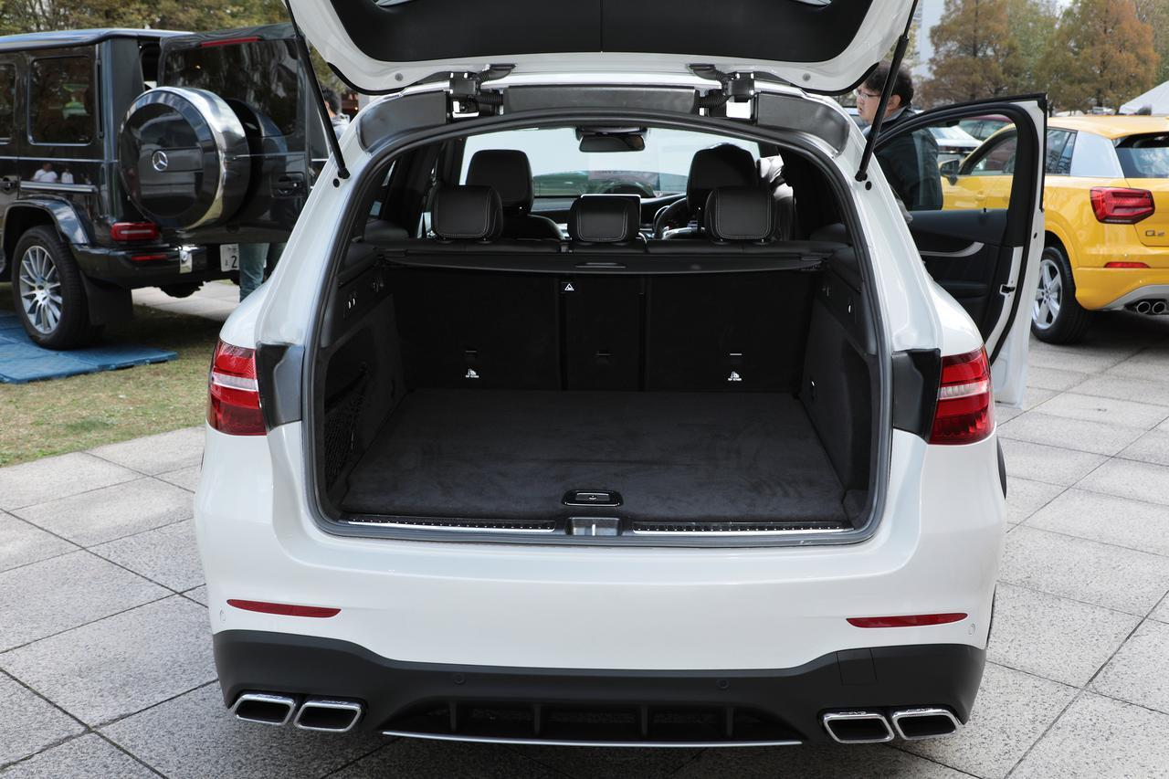 画像: メルセデス・ベンツ GLCはAMGからPHEV、4WD/FRと幅広いラインアップ