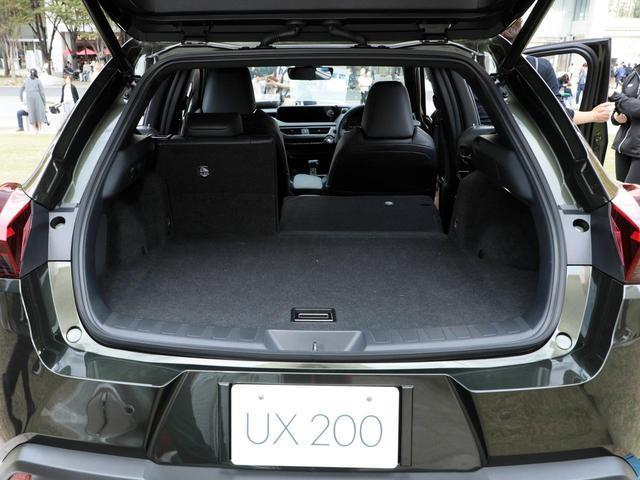 画像: レクサスUXは、レクサスブランドでもっともコンパクトなSUV