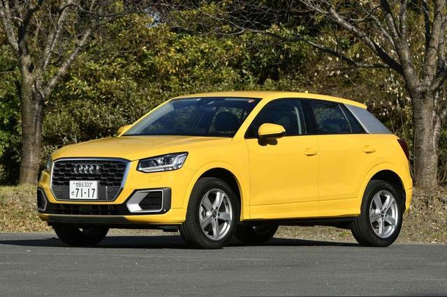 画像: Audi Q2