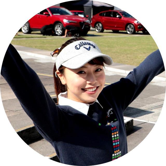 画像: 【調査員】萩原菜乃花 ゴルフダイジェストのガールズユニット「GOLULU」の会員番号40。自らクルマを運転してコースへ行くアクティブゴルファー