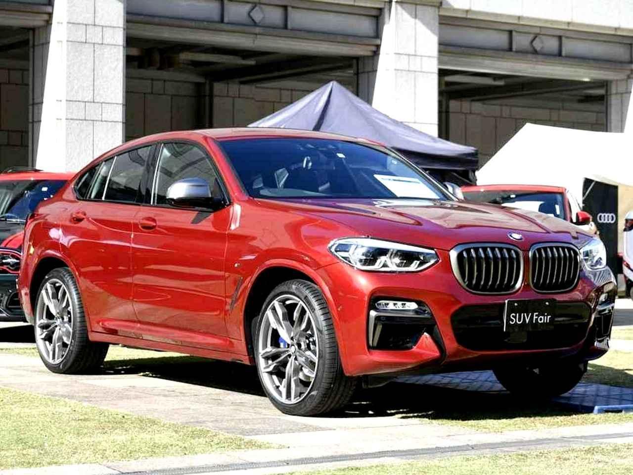 画像: 展示車はスポーツモデルのM40i。360ps/500Nmを発生する3リッター直6ターボを搭載、0→100km/h加速はなんと4.8秒