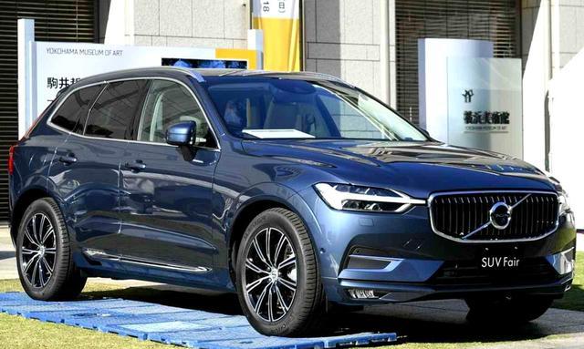画像: 展示車はXC60 T5 AWD インスクリプション'(694万円)254ps/350Nmを発生する2リッター直4ターボエンジンを搭載