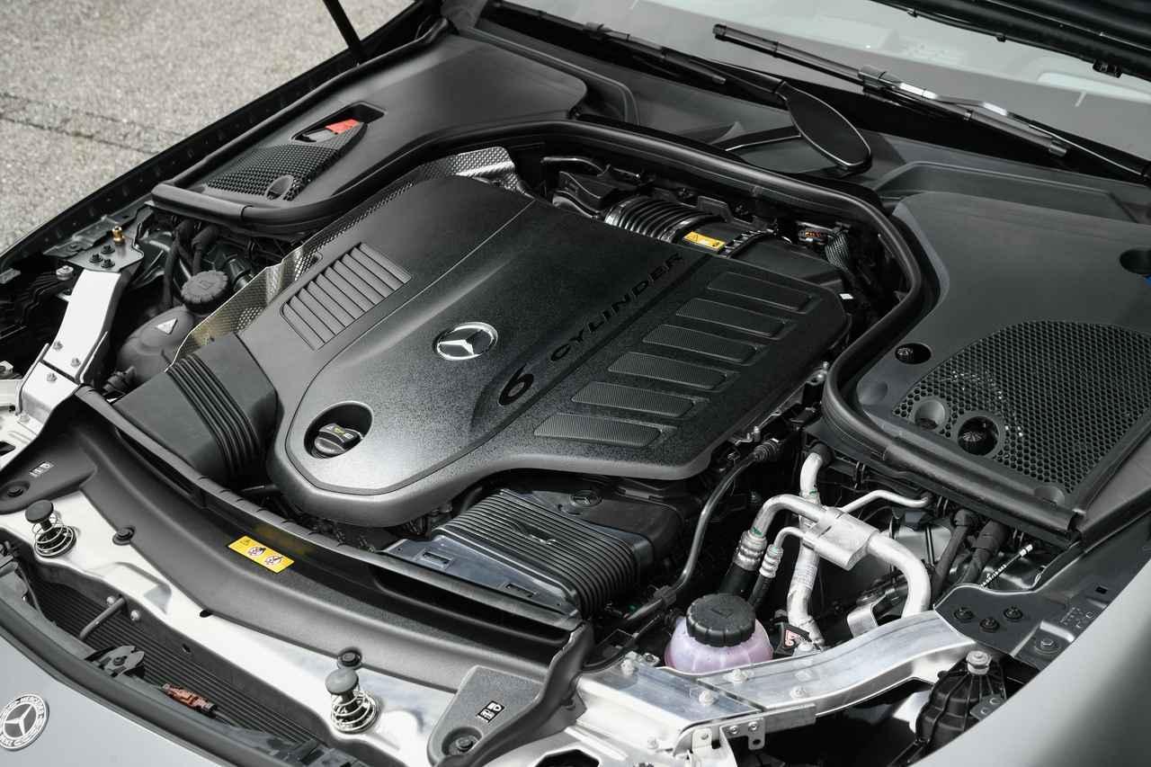画像: ISGと48V電気システムを採用した直6ターボエンジンは367ps/500Nmを発生