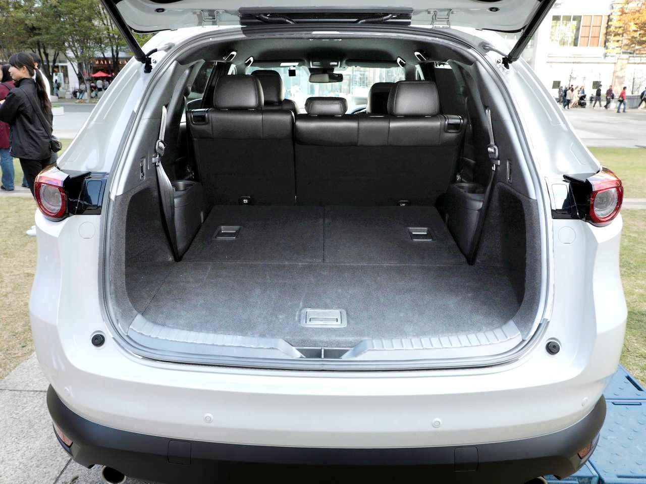 画像: CX-8は、マツダの国内SUVフラッグシップモデル
