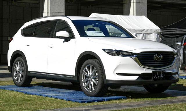 画像: 展示車はXD Lパッケージ(FF。422万8200円)。2.2リッターのクリーンディーゼルエンジンを搭載する最上級グレード