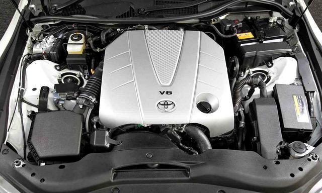 画像: 3.5Lの自然吸気V6エンジンは、318psと380Nmを発生する