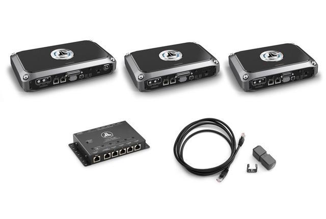 画像: 96kHz/24HzでDSP処理が可能なパワーアンプ群が登場。米国JLオーディオ「VXi」が 7月に発売