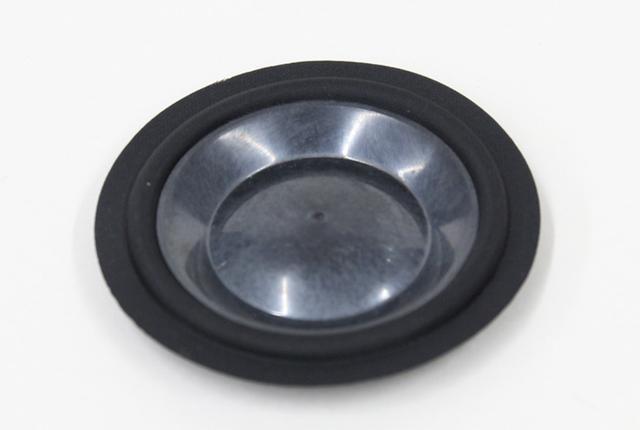 画像: トゥイーターダイアフラムは内周をドーム形状、外周をコーン形状としたドーム&コーン型を採用。高音はもちろん、超高音までスムーズに放射する。