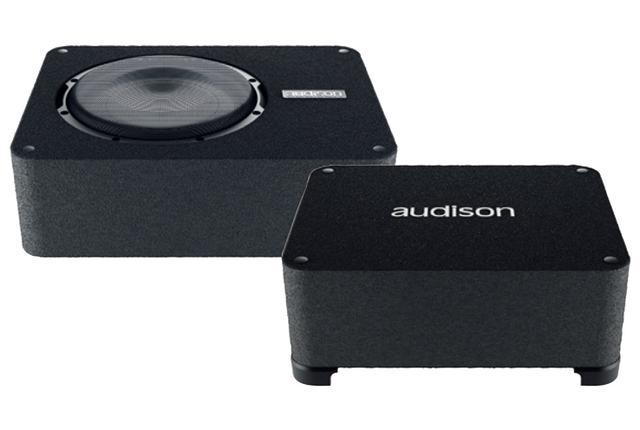 画像: ウーファーユニットを上に向けても、下に向けても使用可能な2S²(2 Sides/2 Sounds)テクノロジーを採用する。
