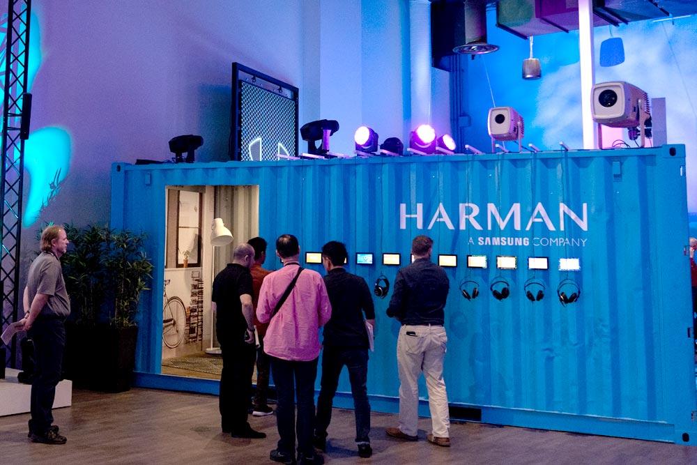 Images : 6番目の画像 - ハーマンエクスペリエンスセンター - Stereo Sound ONLINE