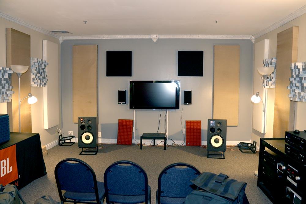 Images : 1番目の画像 - 試聴室&無響室 - Stereo Sound ONLINE
