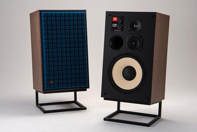 画像: JBL の銘機「L100」が現代に復活。最新設計の30cmウーファーを搭載して「L100 Classic」誕生 - Stereo Sound ONLINE