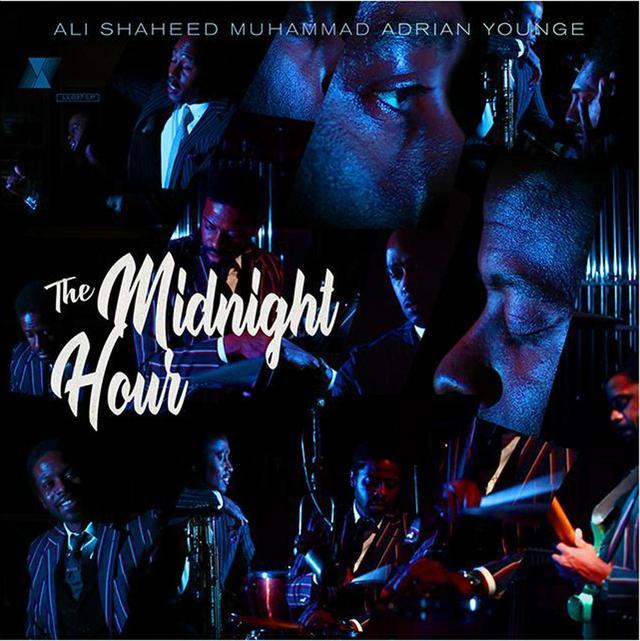 画像: The Midnight Hourのアルバムイメージ