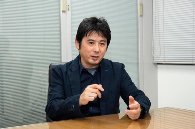 画像: 鈴木裕氏[photo:Akio Shimazu]