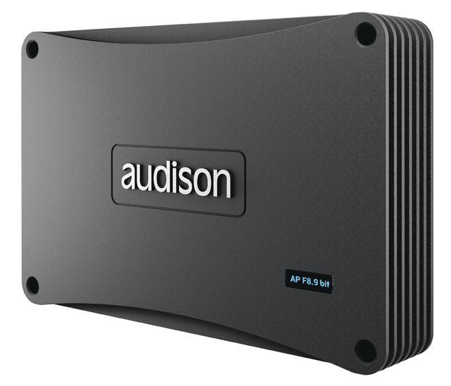 画像: Audison APF8.9bit 本体価格¥140,000(税別)