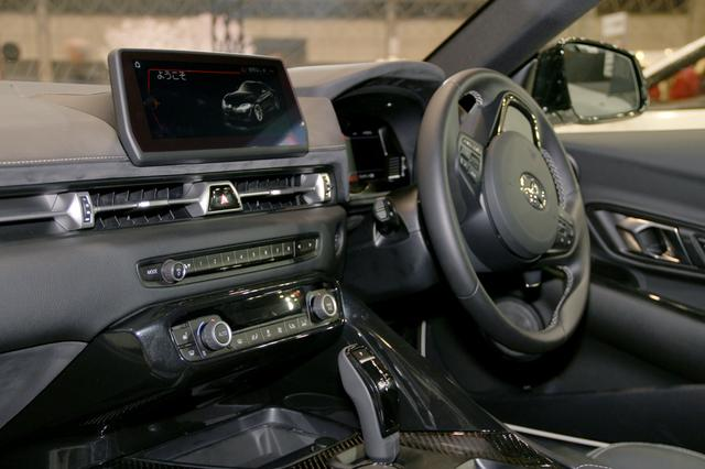 画像: 9インチほどの液晶モニターを備えたインフォテイメントシステムが搭載される模様。