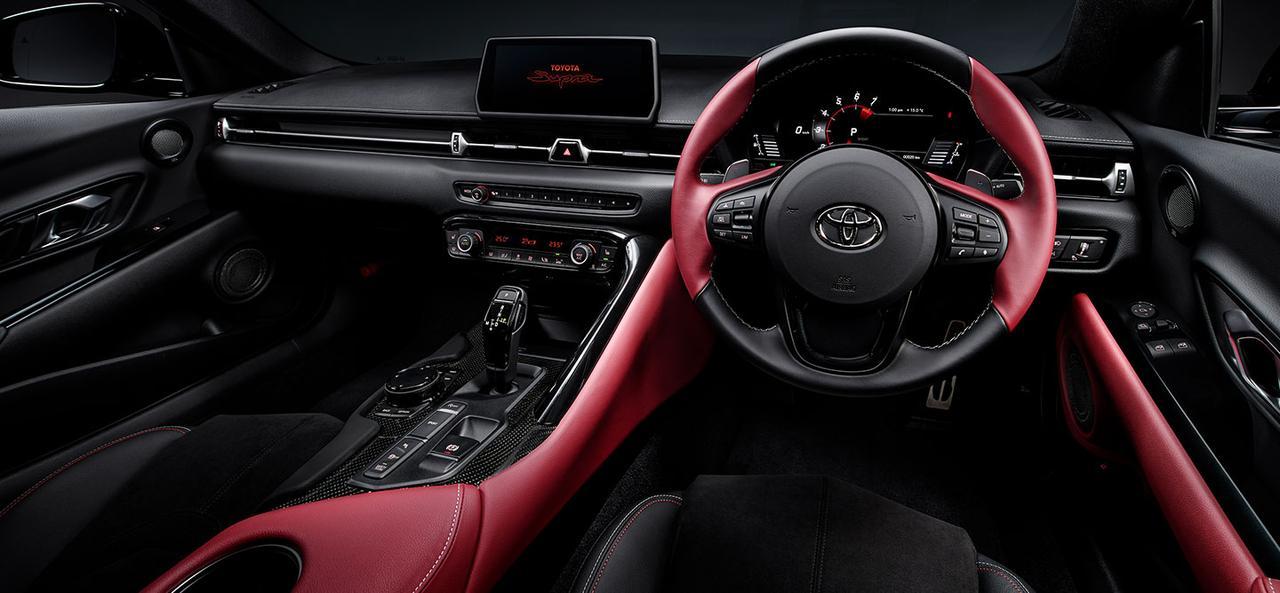 画像: トヨタ スープラ   トヨタ自動車WEBサイト