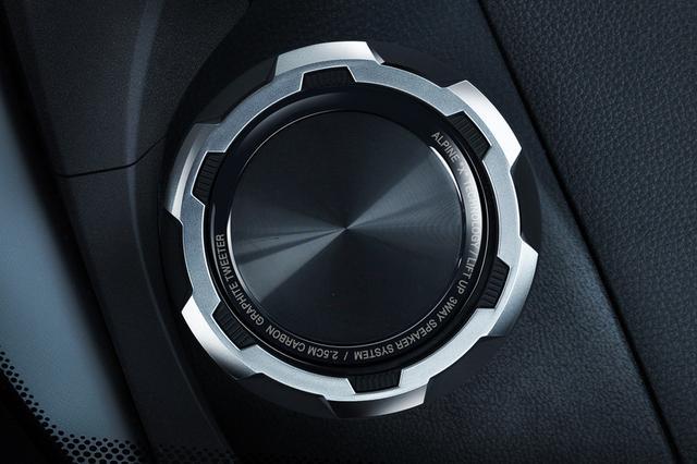 画像: RAV4のオフロード走行モード切替え用マルチテレインセレクトダイヤルをオマージュしたデザインを採用。
