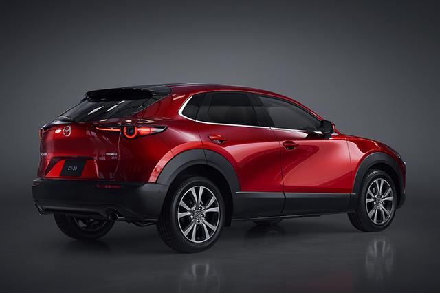 画像: マツダ新型SUV「MAZDA CX-30」を発表。カーオーディオMAZDA HARMONIC ACOUSTICSも標準装備