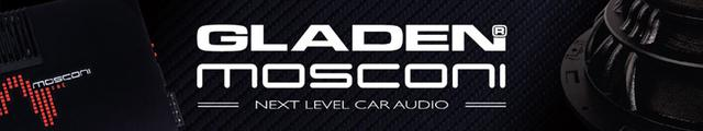 画像: GLADEN MOSCONI NEXT LEVEL CAR AUDIO グラデン・モスコニ