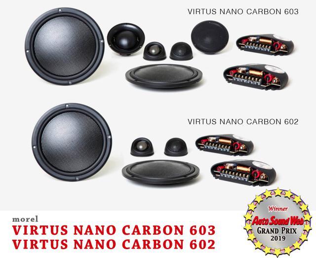 画像2: Auto Sound Web Grand Prix 2019:モレルVIRTUS NANO CARBONスピーカーがGrand Prixを獲得した理由