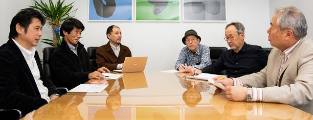 画像: 受賞製品の魅力を語り合うオートサウンドウェブグランプリ選考メンバー。左から鈴木裕氏、脇森宏氏、長谷川圭氏、石田功氏、藤原陽祐氏、黛健司氏。