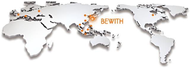 画像: BEWITH online