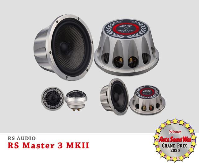 画像2: Auto Sound Web Grand Prix 2020:アールエスオーディオRS Master 3 MKIIスピーカーがグランプリを獲得した理由