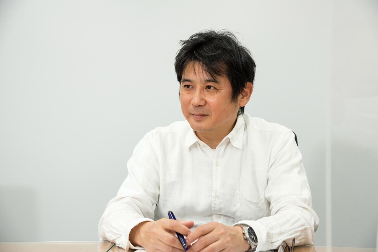 画像: 鈴木 裕氏。