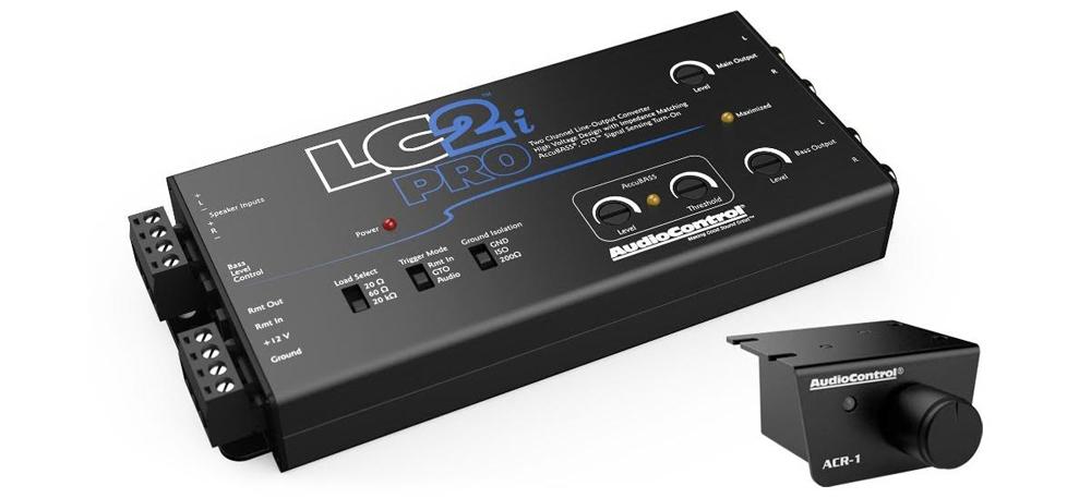 画像: オーディオコントロールLC2i PRO