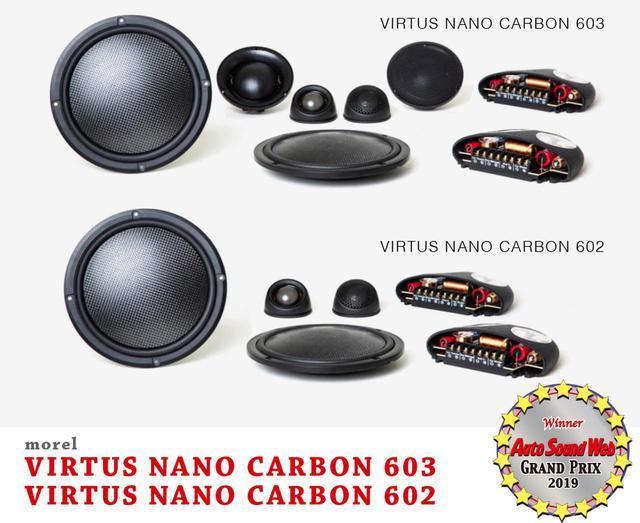 画像: Auto Sound Web Grand Prix 2019:モレルVIRTUS NANO CARBONスピーカーがGrand Prixを獲得した理由 - Stereo Sound ONLINE