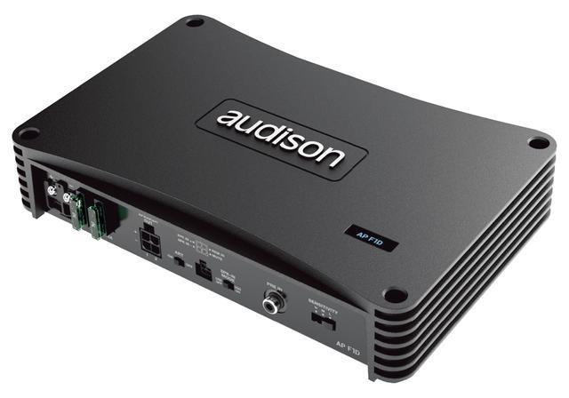画像: オーディソンPrimaシリーズのモノーラルデジタルパワーアンプAPF 1D