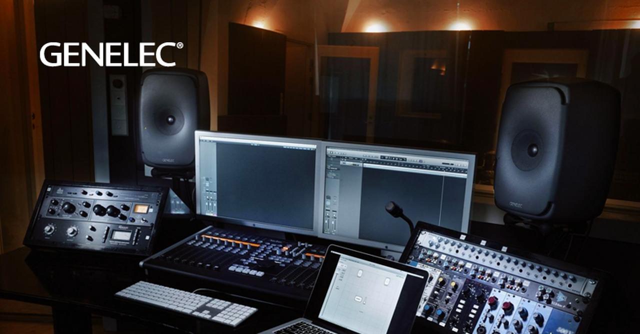 画像: GENELEC | SAM™ コアキシャル・スタジオ・モニター