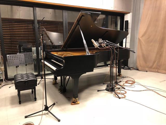 画像: 「MUSICBIRD」で始まる新番組の録音で「Spirit」が使用された