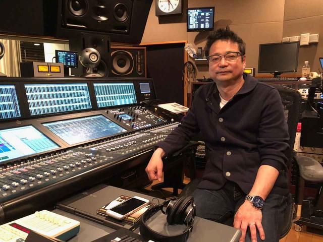 画像: 「TOKYO FM」総務局 技術部長、川島修氏