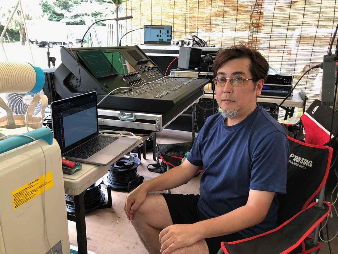 画像: 「エスアールファクトリー」の常務取締役プロデューサー、野井倉博史氏