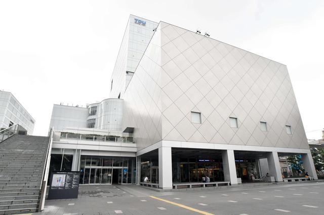 画像: メイン会場東京電機大学千住キャンパス