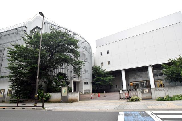 画像: サブ会場の東京藝術大学北千住キャンパス