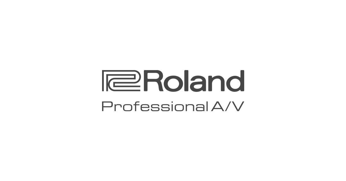 画像: Roland Pro A/V - Digital Consoles