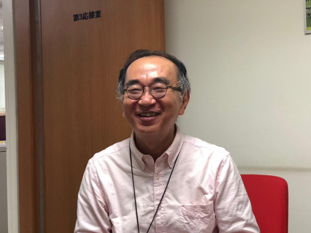 画像: 「広島エフエム放送」管理本部 技術部主任、鹿嶋康成氏