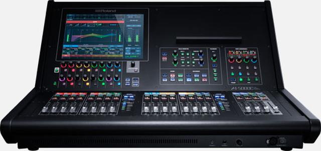 画像: Roland Pro A/V - M-5000C | Live Mixing Console