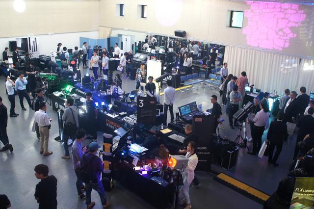 画像: 昨年の東京での『機材展2018』