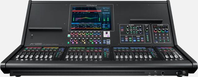画像: Roland Pro A/V - M-5000 | Live Mixing Console