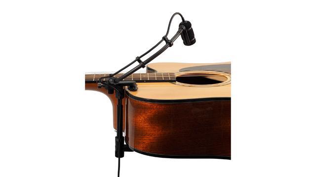 画像1: ギターマウントの高音質マイクロフォン audio-technicaから登場