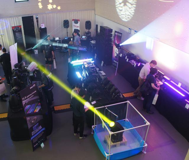 画像: 昨年の『機材展2018』東京会場の様子